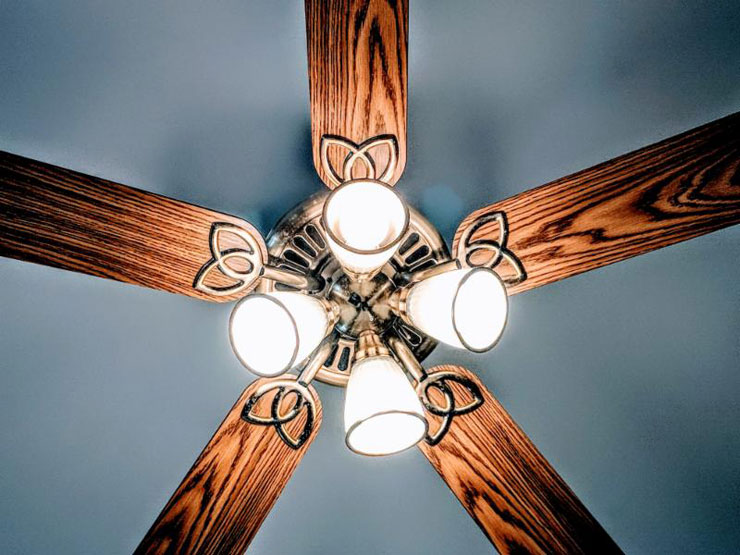 Adjust Your Ceiling Fans Rotation