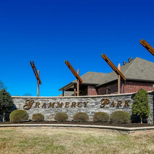 Grammercy Park in Bentonville, Arkansas