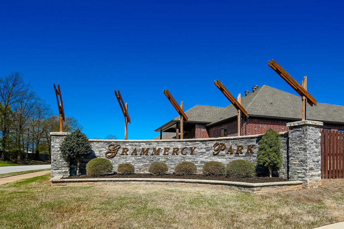 Grammercy Park in Bentonville