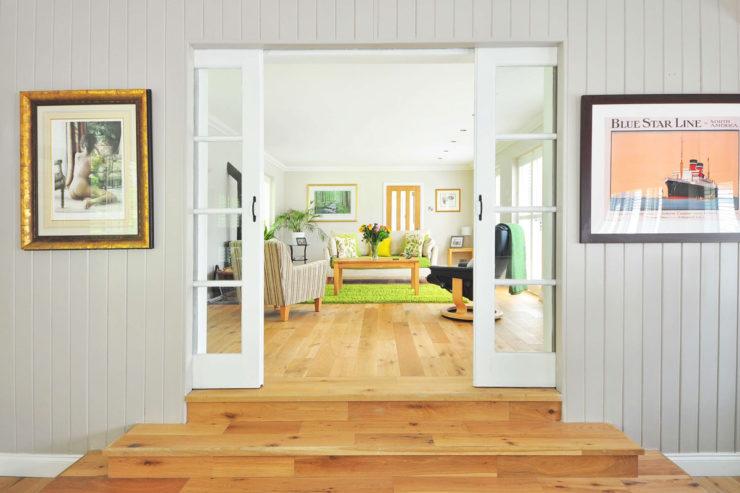 Keep Interior Doors Open