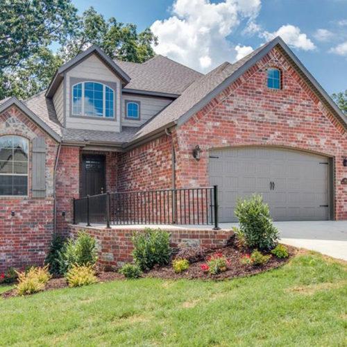 Oaklawn Estates in Bentonville, Arkansas