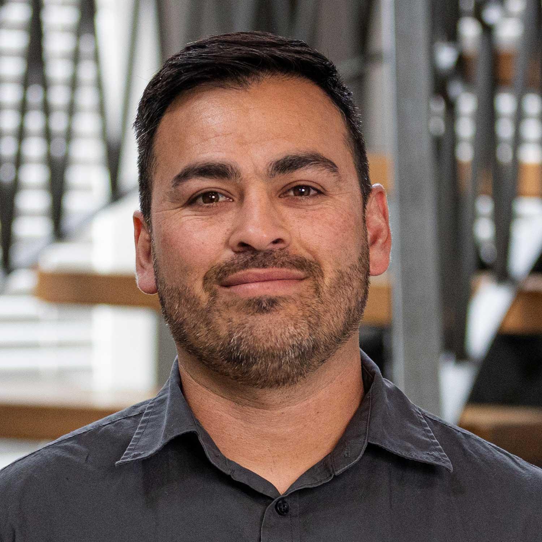 Omar Meza, Job Site Supervisor