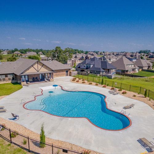 Tuscany Estates in Centerton, Arkansas