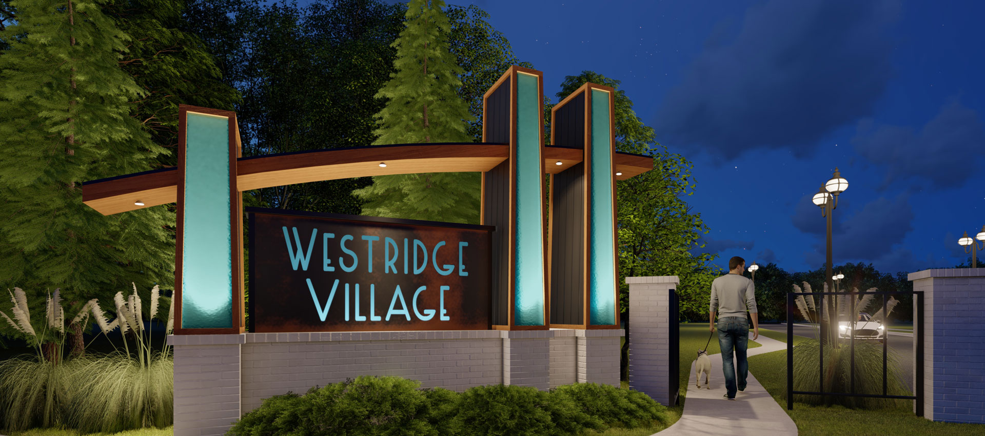 Westridge Village in Centerton, Arkansas